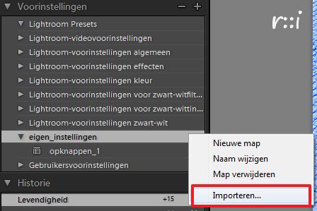 preset_importeren1